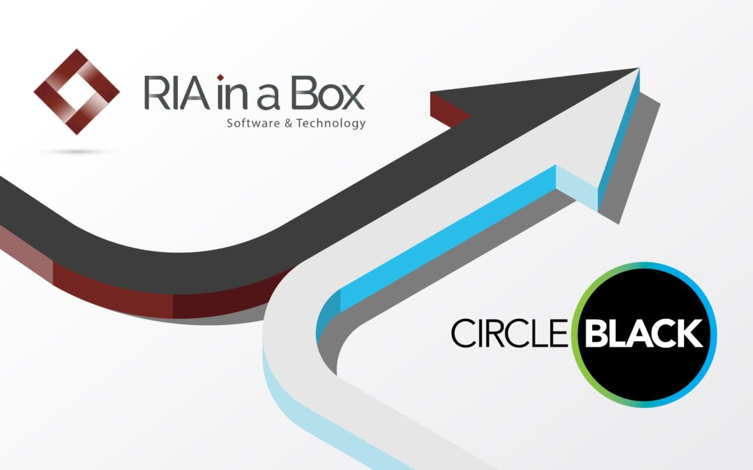 CircleBlack Expands Integration Options by Partnering with RIA in a Box